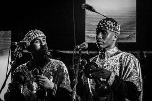 festival gnaoua 2016 maalem mohamed boumazzough et fusion