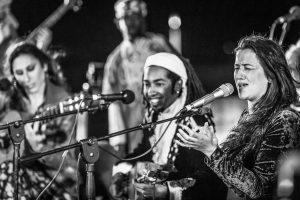festival gnaoua 2016 las migas au bastion du borj + fusion