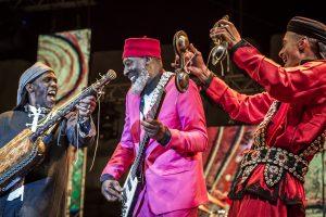 festival gnaoua 2016 jamaaladeen tacuma et hassan boussou